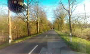 UNterwegs nach Lüdinghausen